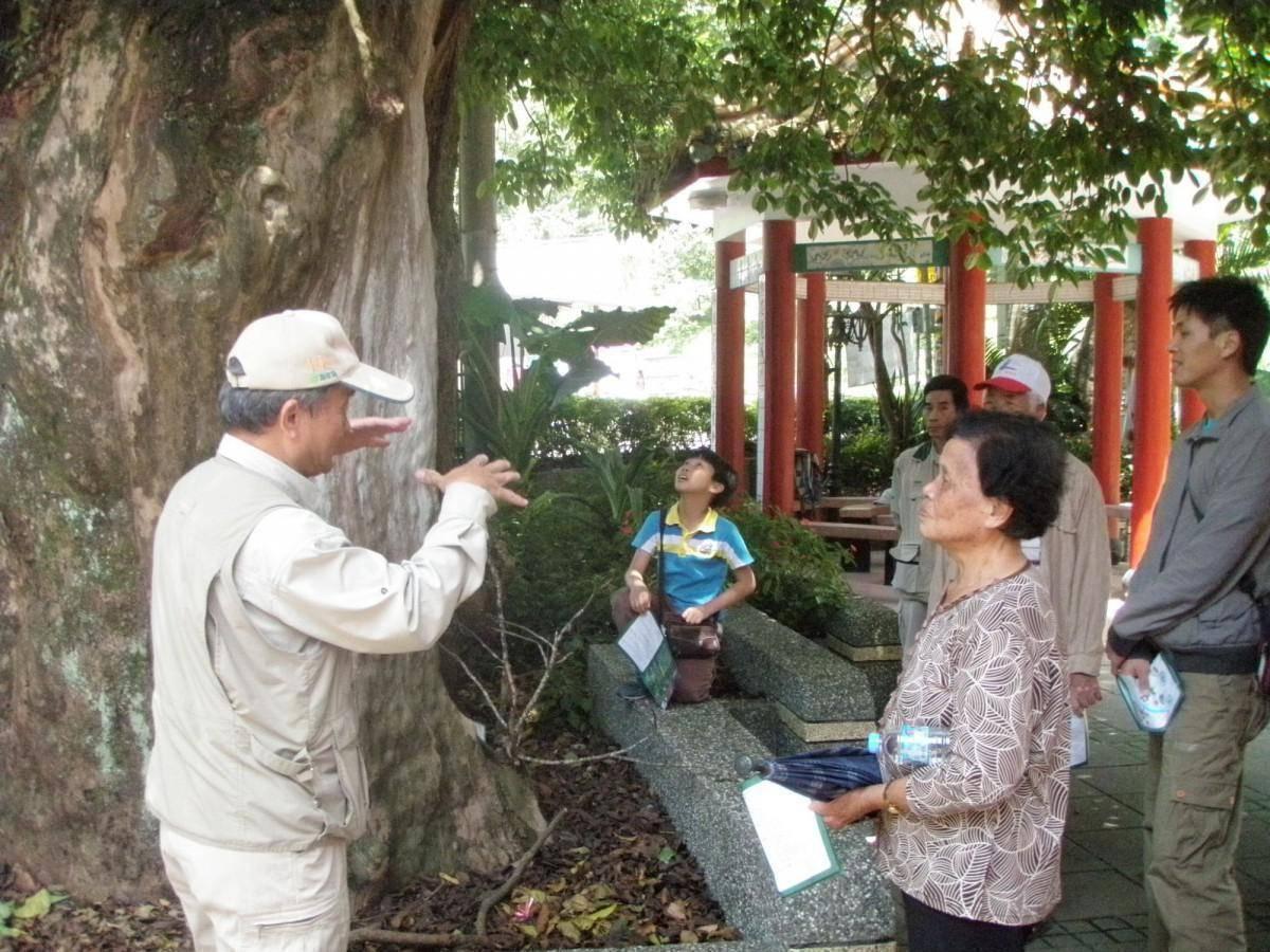 『減碳100 森活無限』-慶祝內灣林業展示館成立八週年活動