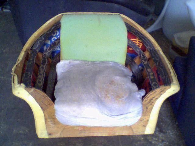 雙人座現代包椅沙發修理換皮請找吉昌沙發工廠