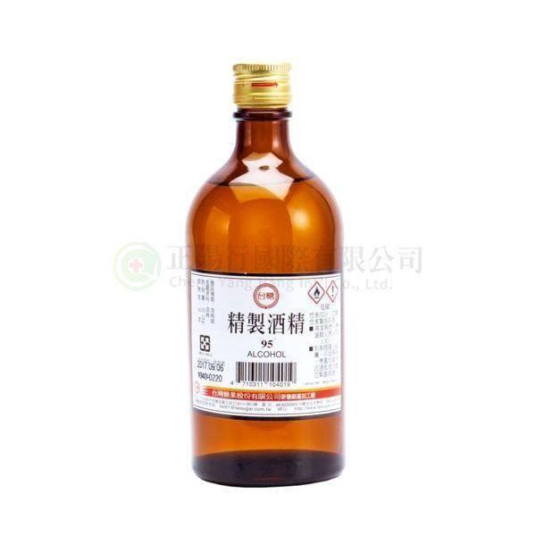 【A0163】酒精95% 醫強(台糖)