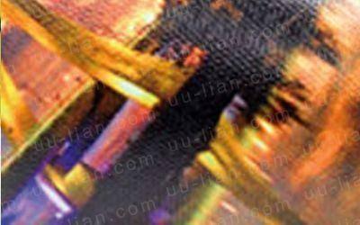 油畫布之特殊質感,可製作無框畫、油框畫