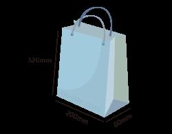 菊對紙袋印刷