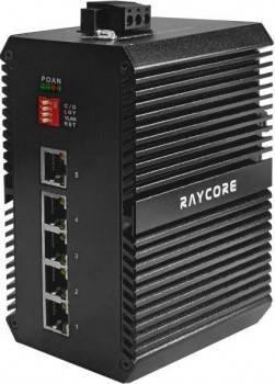 1G 非網管5電工規PoE交換機