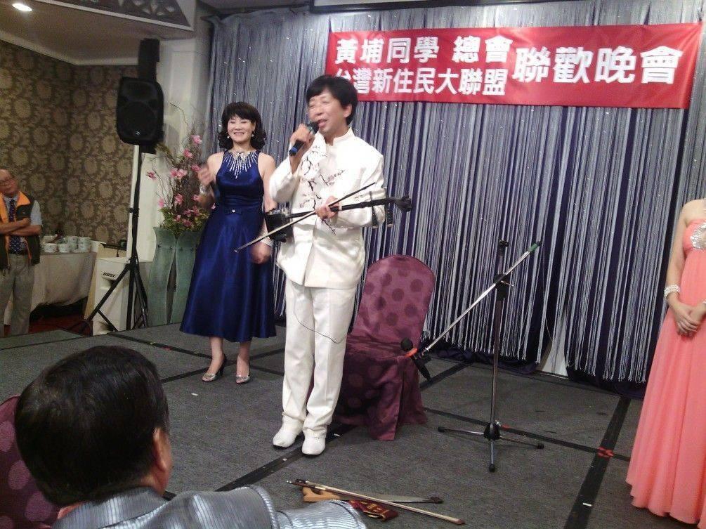 華人之光杜恩武 胡琴演奏家
