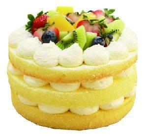 鮮水果生乳蛋糕