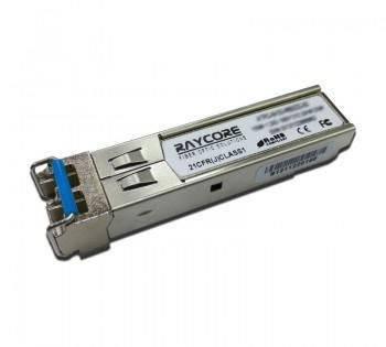 SFP雙纖LC粗波分覆用器(CWDM) 1.25G 收發器