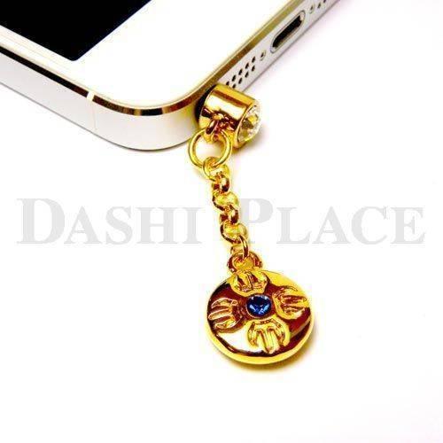 手機吊飾-金藍-羯摩