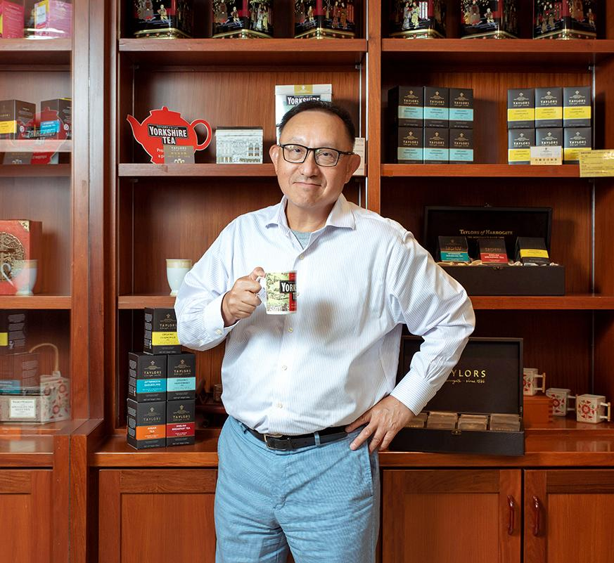 無限生活誌採訪 -「台灣冰沙始祖」義式企業陳光宙董事長