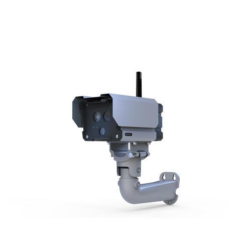 TC-2183-E13 熱成像雙光譜網路攝影機, RJ-45 (PoE) /TC-2183-L13 熱成像雙光譜網路攝影機, 4G LTE