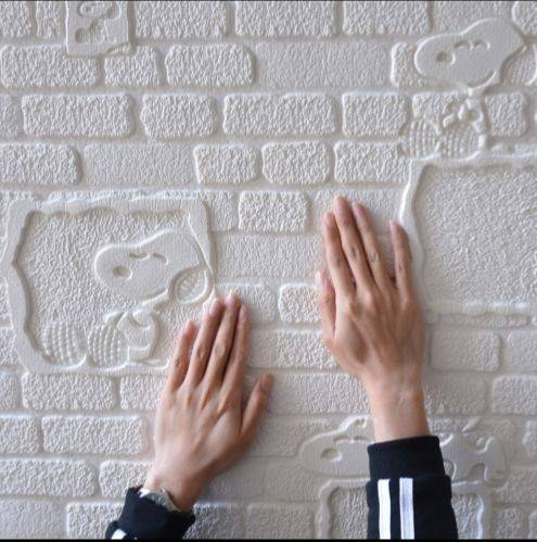 3D立體牆貼史努比圖案M23