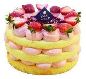 莓果生乳蛋糕