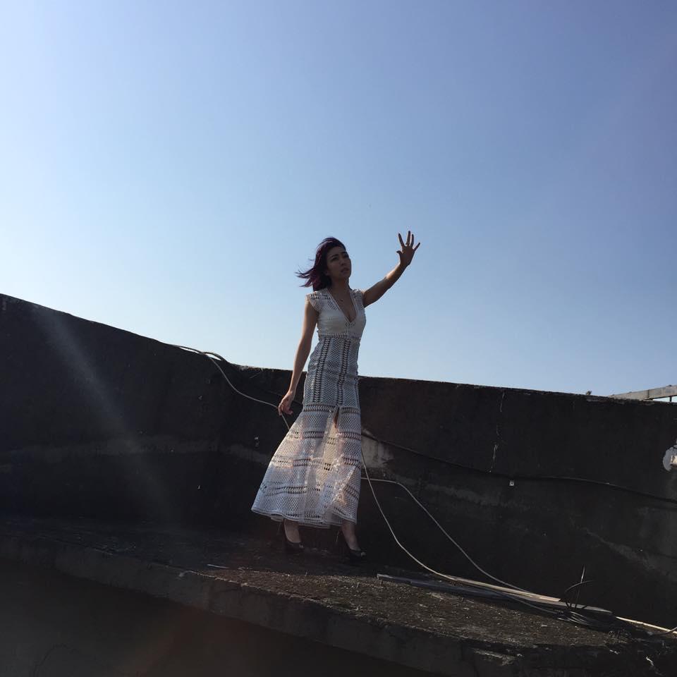 李宓MV拍攝