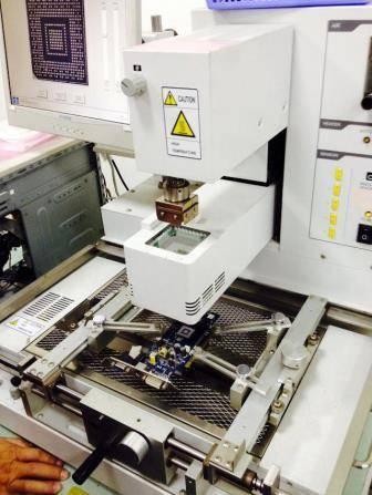 公司購入 設備 日本DEN-ON RD-500  BGA Rework Station  返修台