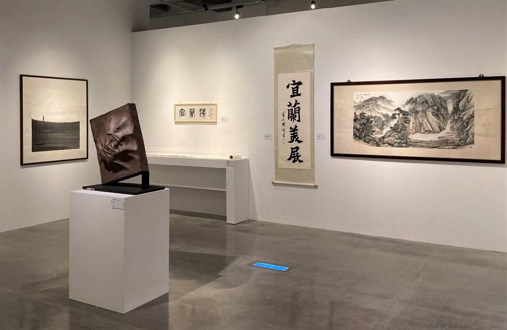 宜蘭美術館《宜美.典藏》—  推展百件《跨世紀》典藏作品