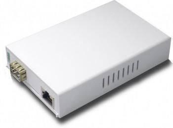 非網管型光纖網路光電轉換器 10/100/1000 Base-T x1端口 1000 Base-X x1端口系列