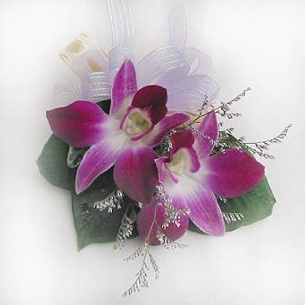 高級石斛蘭胸花