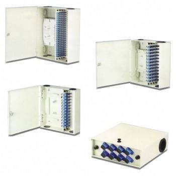 光纖配線架(壁掛型8芯/12芯/24芯/48芯/96芯)
