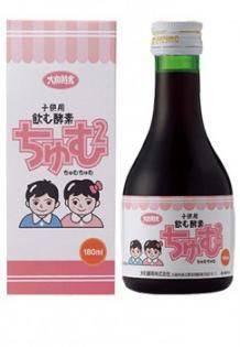 日本原裝 大和®兒童專用酵素原液