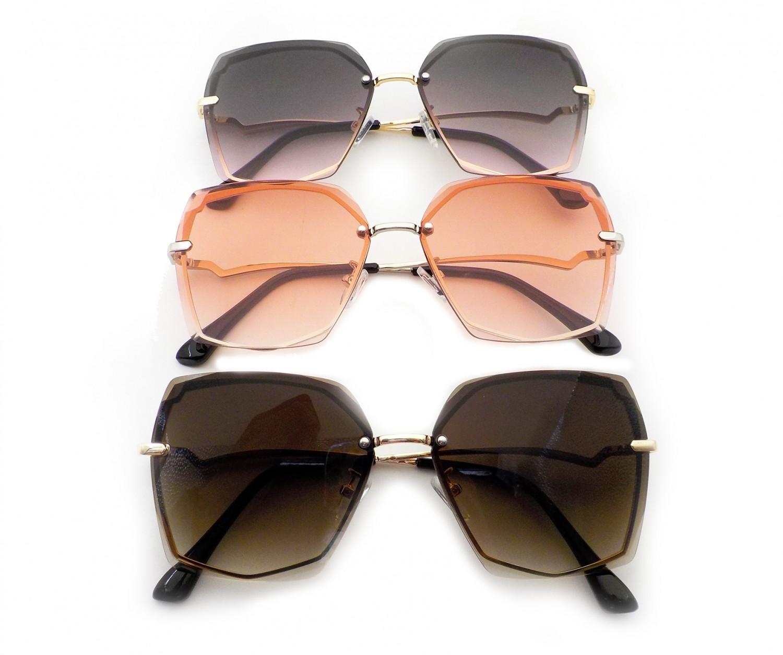 2045-造型金屬韓版眼鏡