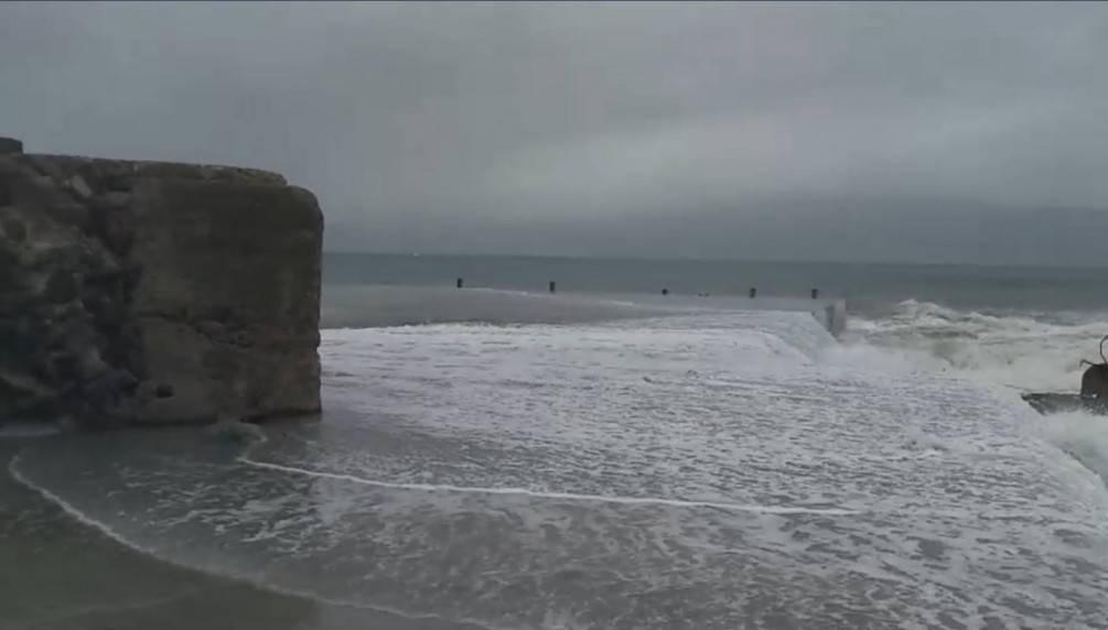 受颱風外圍環流及東北風影響  今(9)日龜山島封島1天 【影音新聞】