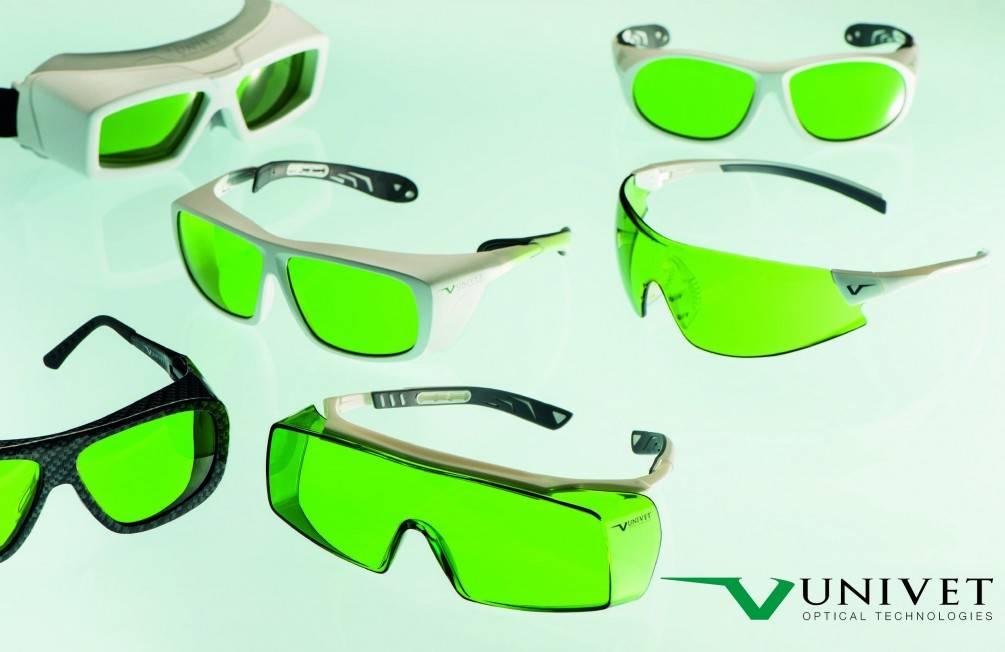 長豐光學科技全新代理品牌 Univet 榮獲CE認證 義大利雷射安全品牌