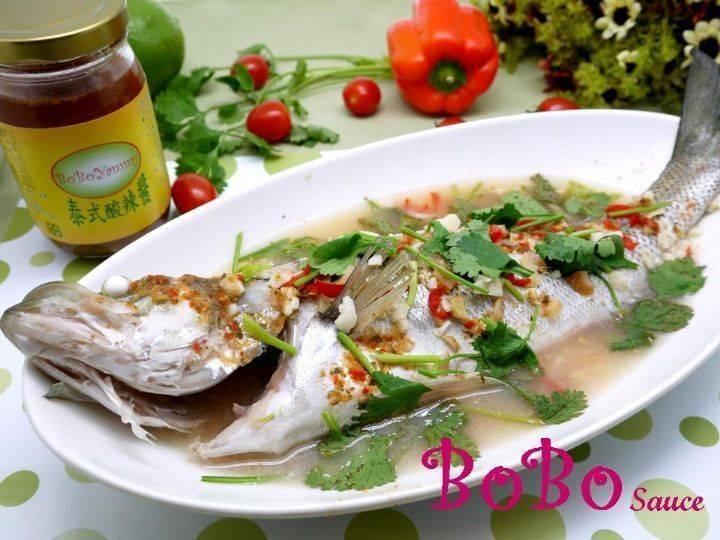 泰式清蒸檸檬魚作法