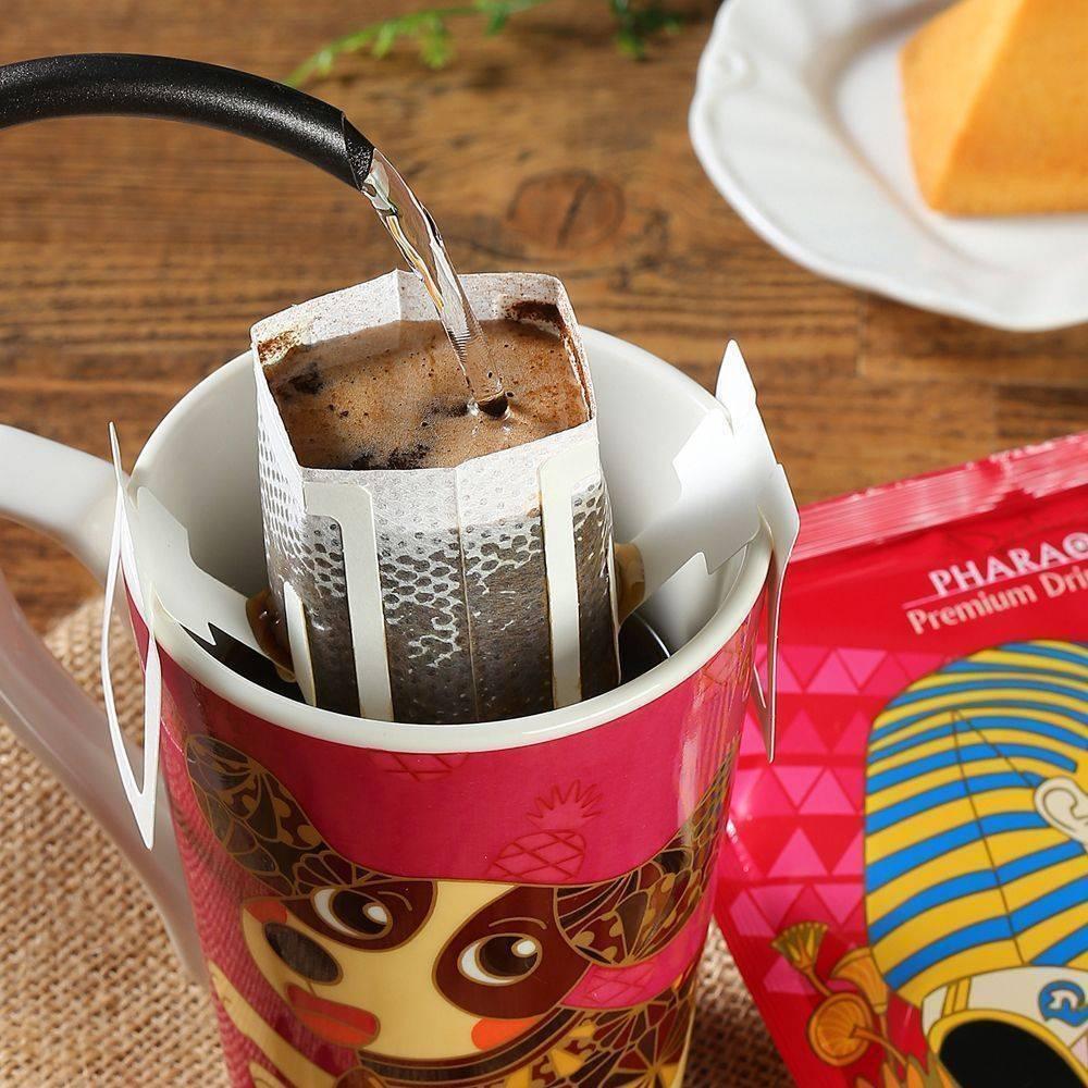 《任選3件849》濾掛咖啡-王者烘焙  12入/盒