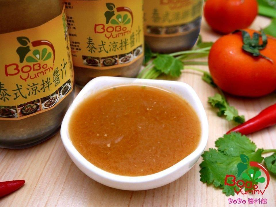 泰式涼拌醬汁(素食補充包)