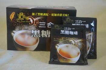 黑糖咖啡3和1袋裝