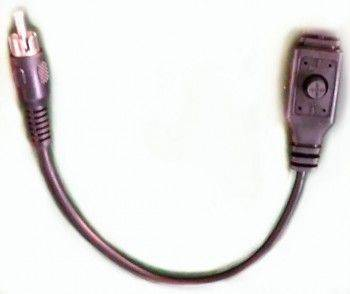 C-SOSD Separate OSD Cable-RCA(Male)