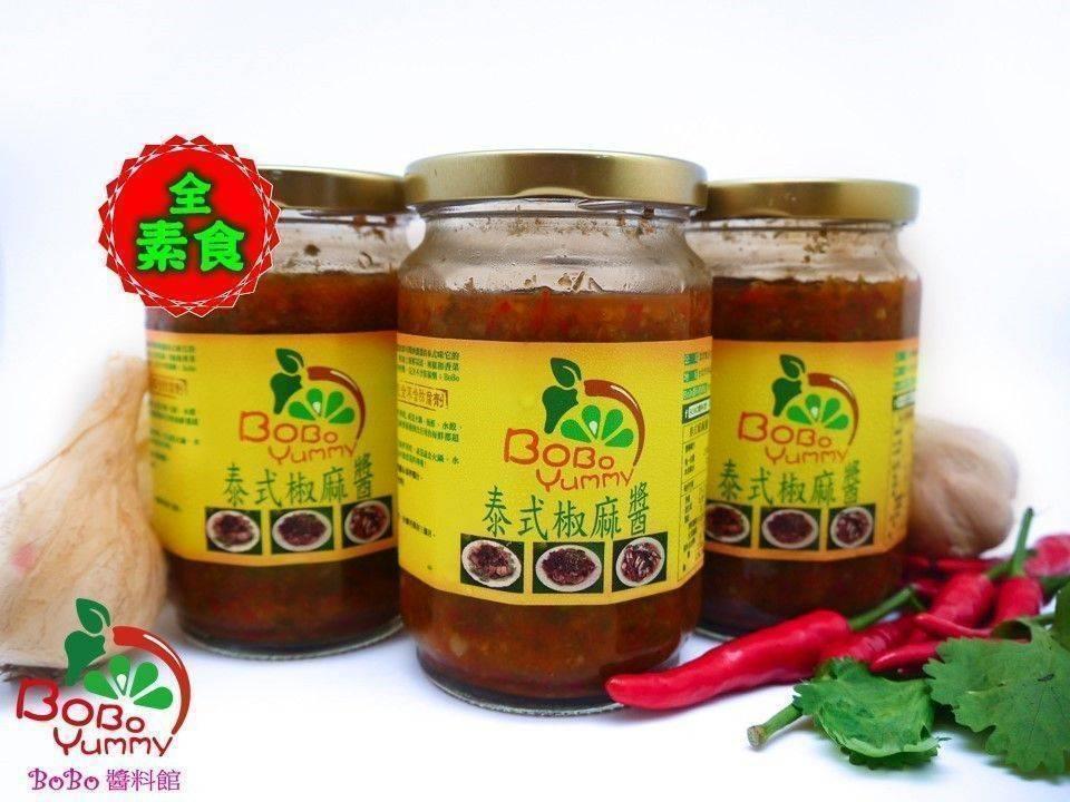 泰式椒麻醬(素食罐裝)