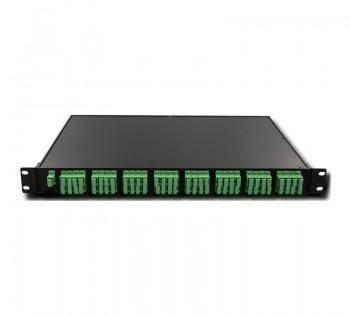 1xN / 2xN 平面光波導(PLC)機架型分路器