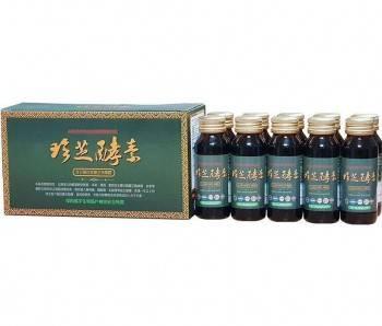 【晶準生技】珍芝酵素  60ml/瓶 (10瓶/盒)