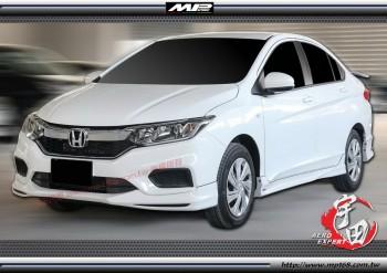 2017-2020 Honda  City MO Style Front Lip