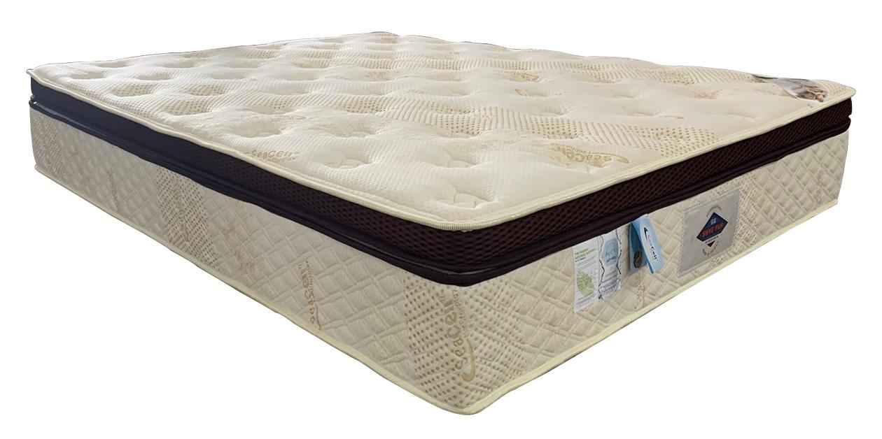 湖克麗三線乳膠床墊