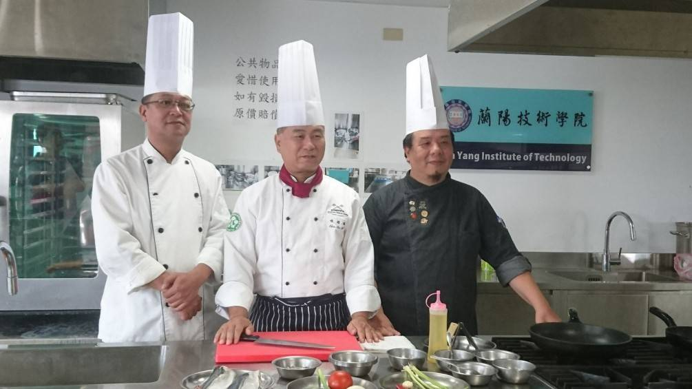 20190909海棠新聞網 蘭院餐旅系首創AR數位食譜教學 幫您成為大廚!