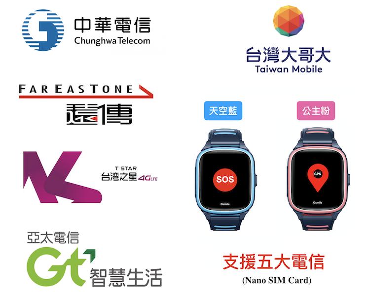 Osmile KD1000兒童安全智慧定位手錶使用心得與推薦 (評價開箱)