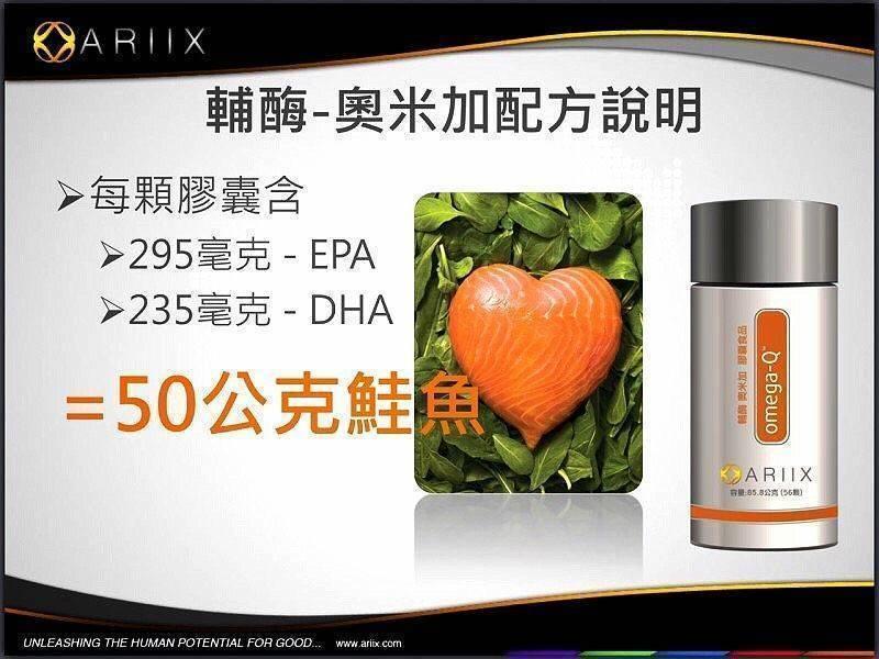 輔酶奧米加-魚油 (0298011)