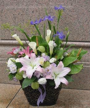 《春福臨門》精緻桌上盆花