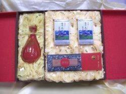 客製化禮盒設計2紅磁瓶