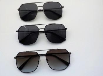 25802-金屬太陽眼鏡