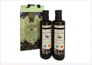 多美娜DOMINUS頂級橄欖油禮盒(2瓶入)