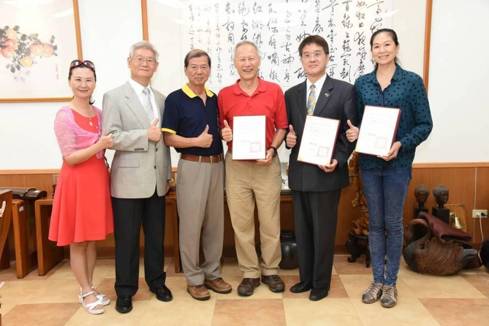 佛光大學邀請傳奇人物林廷祥、劉寧生、陳怡安擔任企業講座 帶領年輕人挑戰夢想