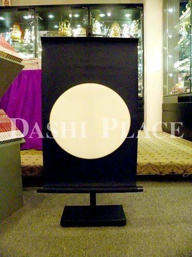 阿字觀+月輪觀 掛軸組合 0224-H030
