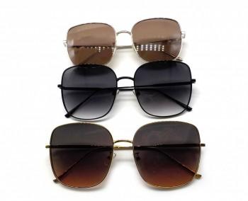 6432-銅框太陽眼鏡