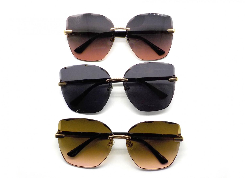 6462-銅框太陽眼鏡