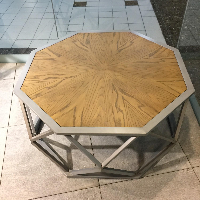 八角咖啡桌(大茶几)