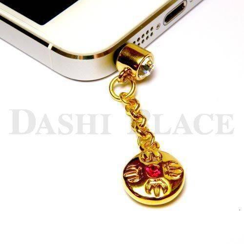 手機吊飾-金紅-羯摩