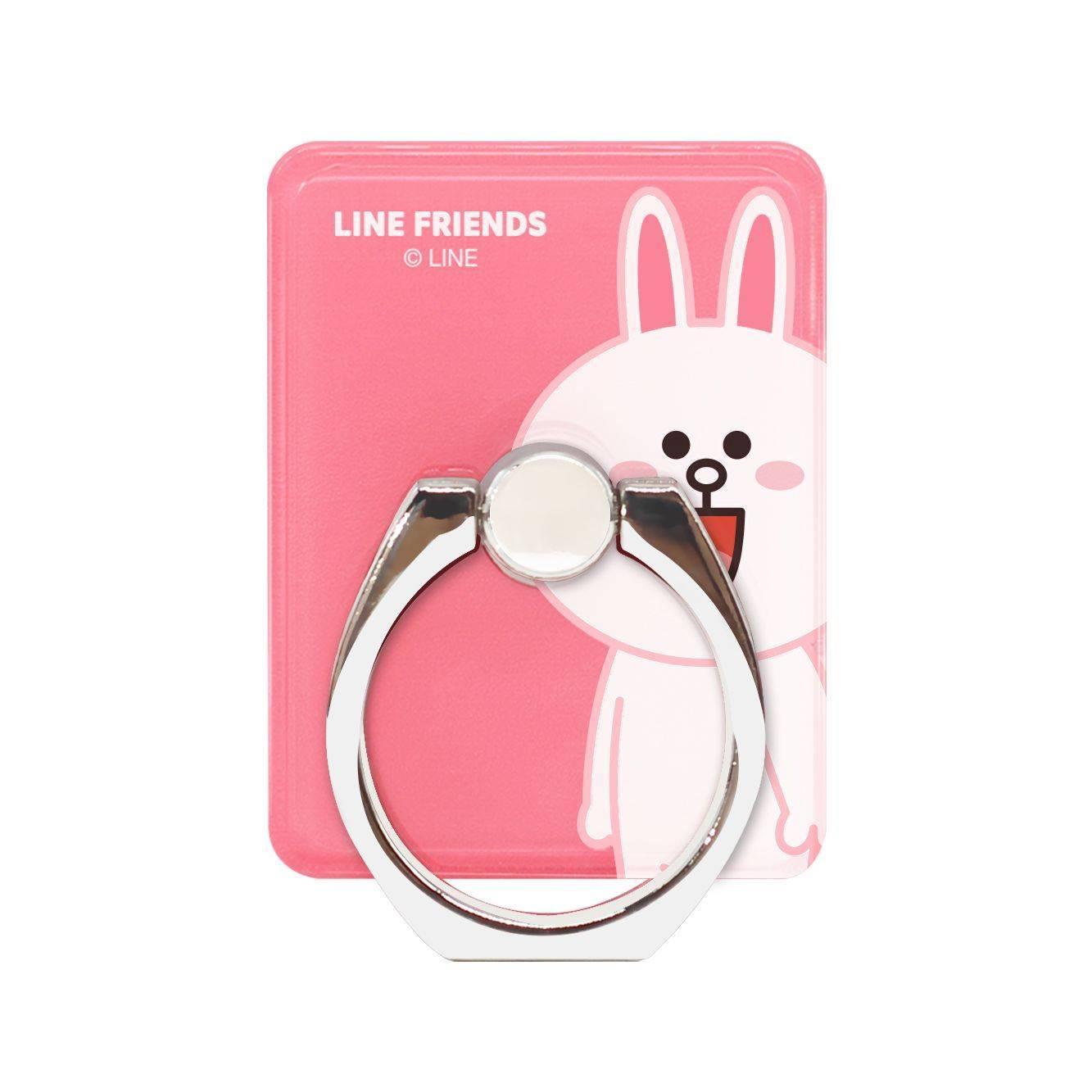 GARMMA Line Friends 指環支架 –粉紅兔兔
