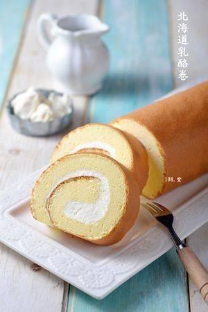 北海道乳酪卷