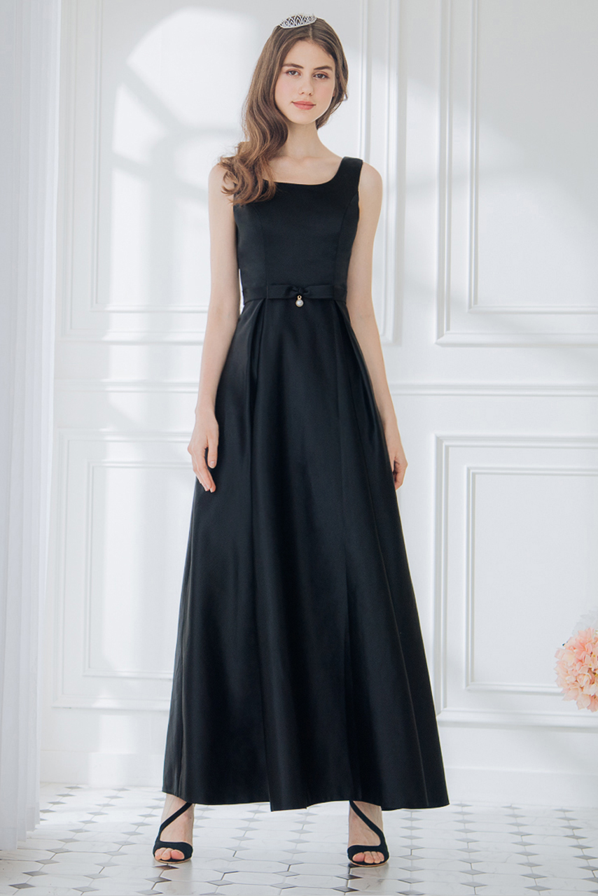 獨家訂製款伴娘黑色長禮服【19-1920】---訂製期35天